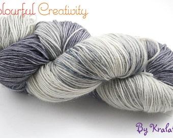 Colourful Sock - Granite Grey