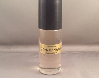 Flowerbomb Inspired Perfume Oil
