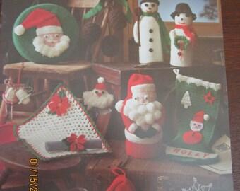 Crochet for Christmas Leisure Arts Leaflet 81