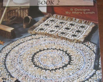 Bag Rugs Book 2 Leisure Arts Leaflet 2800