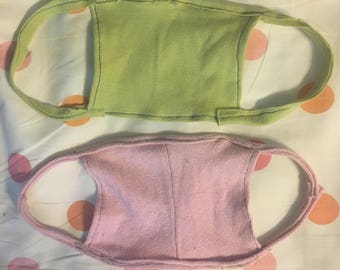 Fashionable Pastel Surgical Mask - Free Shipping