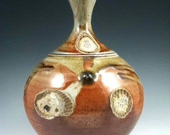 Wood-fired Vase. Free Shipping to the Lower 48 States.