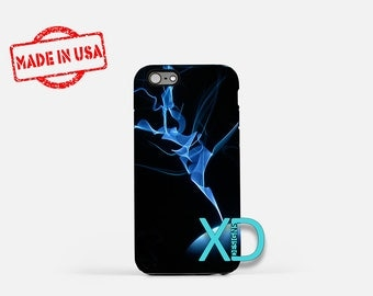 Electricity iPhone Case,  Blue Arc iPhone Case, Volt iPhone 8 Case, Shock, iPhone 6s Case, iPhone 7 Case, Phone Case, iPhone X Case, SE Case