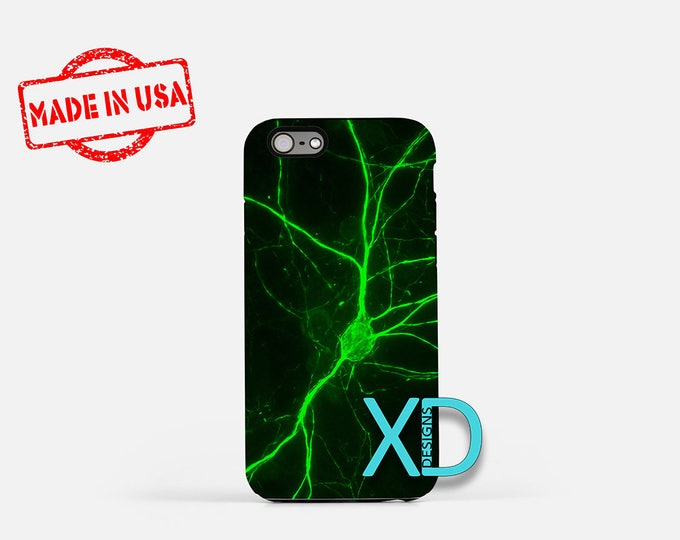 Neuron iPhone Case, Microscopic iPhone Case, Neuron iPhone 8 Case, iPhone 6s Case, iPhone 7 Case, Phone Case, iPhone X Case, SE Case