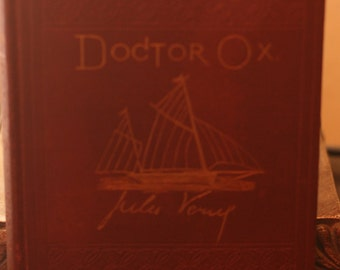 First Edition Doctor OX and Other Stories