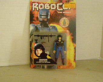 Robocop The Series 1994 Madigan 5 Inch Figure NIP