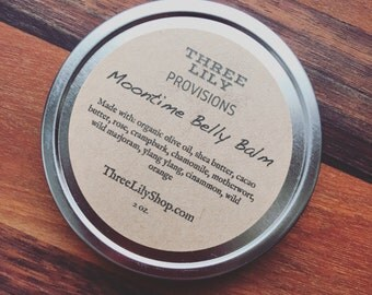 Moontime Belly Balm