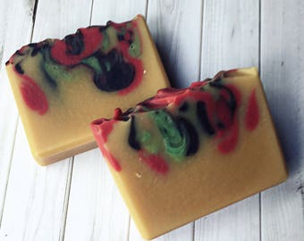 Autumn Apple Soap / Shea Butter Soap