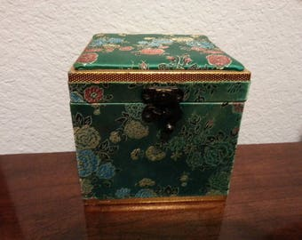 Asian Style Jewelry Box