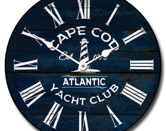 Yacht Club Clock
