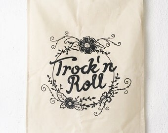 "Dishcloth ""Trock 'n roll"""