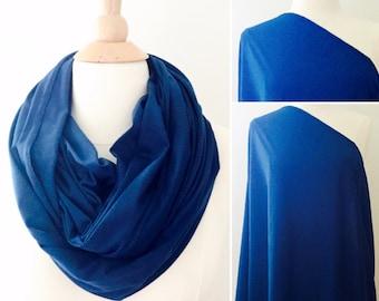 Nursing Cover Nursing Scarf Baby Shower Navy Blue Nursing Scarf, Nursing Cover, Infinity Nursing Scarf, Maternity scarf