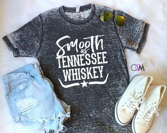 Smooth As Tennessee Whiskey, Chris Stapleton Shirt Country Music Shirt, Chris Stapleton Shirt, Country Concert Shirt