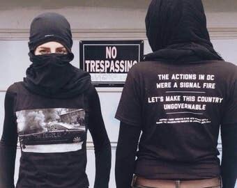 Support J20 Arrestees Benefit T-Shirt