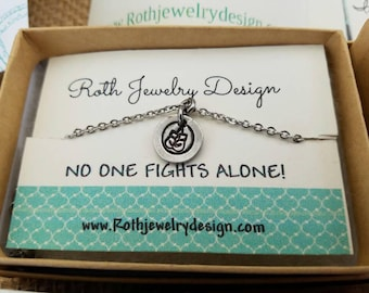 Dainty Necklace with a powerful message