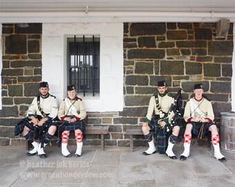 Military Photography - Halifax Citadel - Wall Decor - Photo Art Print Canada, Nova Scotia, Guards Soldiers