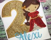 Princess Elena Cutie Shirt - Elena of Avalor -Disney Princess Birthday-Disney Vacation-1st Disney Trip-Amulet of Avalor-Elena Birthday Shirt