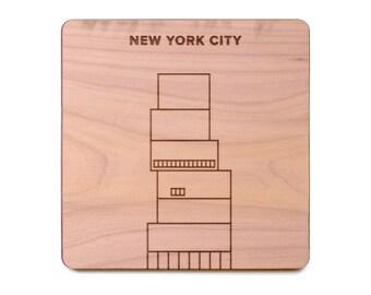 New York City Coaster - New Museum