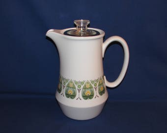 NORITAKE PALOS VERDE Coffee Percolator