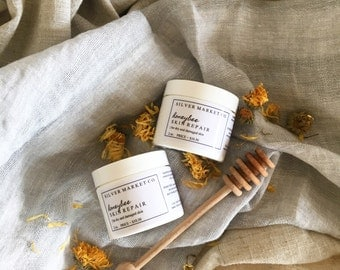 HONEYBEE | Skin Repair | All Natural | Moisturizer | Multipurpose | Dry Hands Feet Elbows Lips Face | Tattoo Aftercare