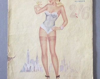 Caress Magazine 1950s