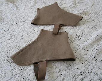 Vintage Men's Shoe Spats