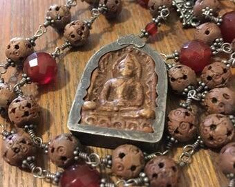 Buddhist mālā