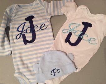Baby's Coming Home Outfit
