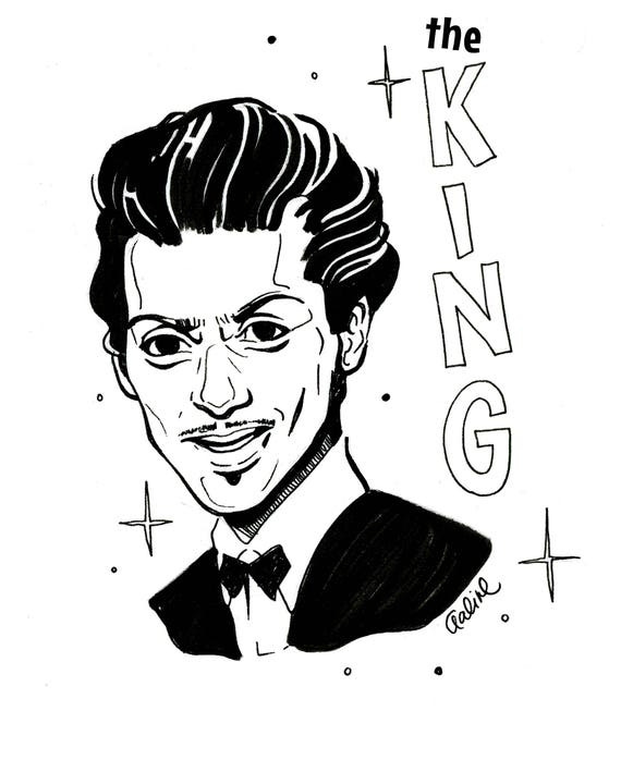 "Chuck Berry ""The King"""