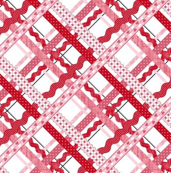 Dear Heart Fabric