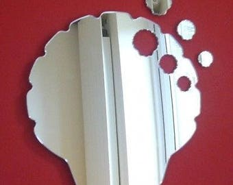 Shells out of Shell Mirror - 5 Sizes Available