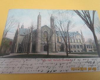 Gore Hall Harvard University