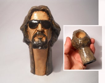 The Big Lebowski - The Dude - ceramic