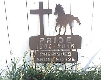 Horse Memorials, Horse Memorials, Barn Stable Signs, Pet Memorials, Welcome Sign, Cross Graveyard Marker, Kneeling Cowboy, Grave Yard, Sign