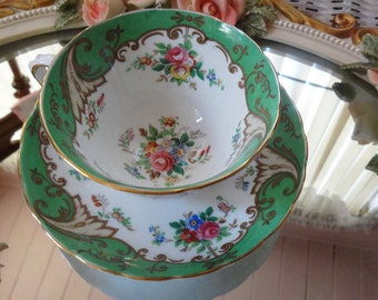 Tuscan Bone China Tea Cup