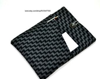 ipad pro 9.7 Case, ipad Sleeve, ipad case, ipad cover, handmade ipad sleeve, iPad or Tablet Reader Cases , ipad air 2 Case, Fabric Sleeve