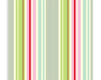 Heather Bailey Nicey Jane Stripe Fabric Canada/ half yard