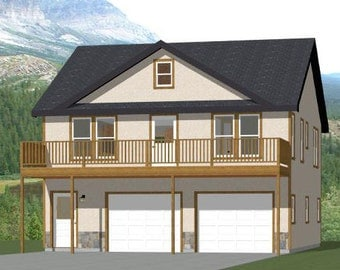 Items similar to 28x32 houses 1 bedroom 1 bath pdf for 28x32 floor plan