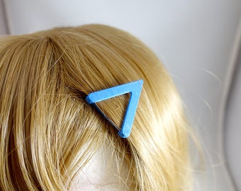 3D Printed Pair of Princess Zelda Hair Clips- 2x