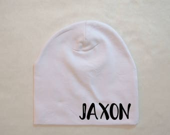 Personalised Child's Beanie Hat