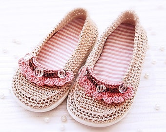 Crochet pattern- outdoor shoes for toddlers,all kids sizes,loafer,ballerina shoes,mary jane's,street footwear,espadrilles,rubber soles,girls