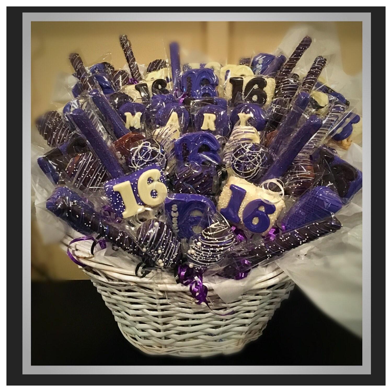 Sweet 16 birthday basket pickup only commack ny negle Choice Image