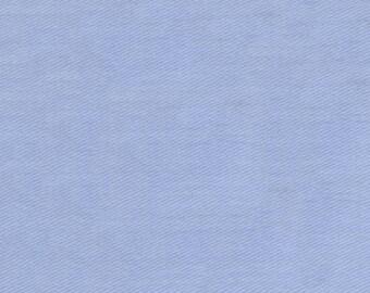 """Placid Blue Twill Cloth 60"""" Wide By The Yard 7oz"""