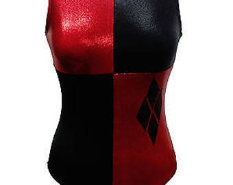 Harlequin Gymnastics Leotard