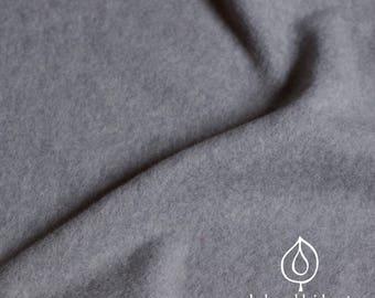 Fleece grey dark grey mottled bio life clothing