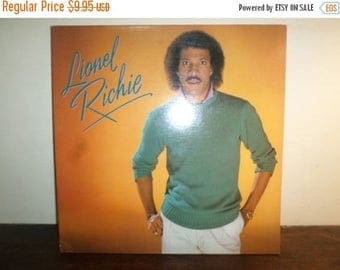 Save 30% Today Vintage 1983 LP Record Lionel Richie Self Titled Near Mint Condition 9960