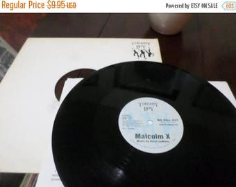 Save 30% Today Vintage 1984 Vinyl EP Record No Sell Out Malcom X Tommy Boy Records Very Good Condition 7264