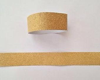 PAPER CHAIN Garland Decoration - METALLIC/Glitter/Sparkle/Gold/Opulent