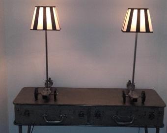 Fantastic Speedy Rollers lamps