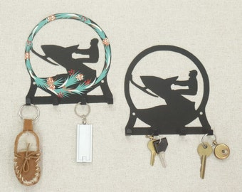 Snowmobile Key Rack